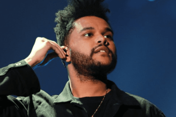 "The Weeknd trabaja con el productor francés Gesaffelstein en el tema ""Lost In The Fire"". Cusica Plus."