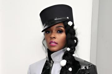 "Janelle Monáe comparte con Zoë Kravitz en el video de ""Screwed"". Cusica Plus."