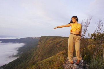 Liana Malva pide respeto para el pueblo Pemón. Cusica Plus.