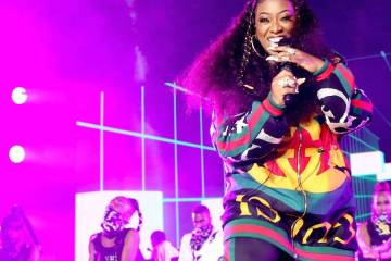"""Missy Elliott colaboró en el nuevo tema de Lizzo """"Tempo"""". Cusica Plus."""
