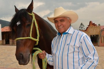 Reynaldo Armas sufrió un accidente anoche en Anaco. Cusica Plus.