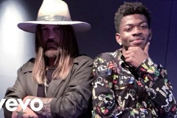 """""""Old Town Road"""" de Lil Nas X y Billy Ray Cyrus superó récord de reproducciones de Drake. Cusica Plus."""