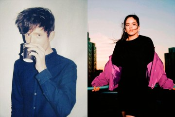"James Blake y Rosalía comparten el videoclip de ""Barefoot in the Park"". Cusica Plus."