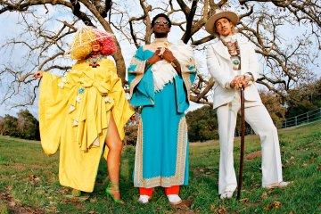 Labrinth, SIA y Diplo publican su primer disco juntos como LSD. Cusica Plus.