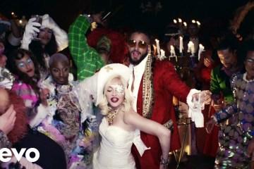 """Madonna y Maluma, protagonizan el videoclip de """"Medellín"""". Cusica Plus."""