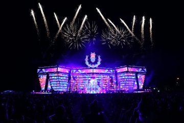 Disfruta de las mejores presentaciones del Ultra Music Festival 2019. Cusica Plus.