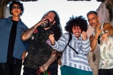 """Gomba Jahbari, Rawayana, PJ Sin Suela y Los Cafres se juntan en el remix de """"Acho Puñeta"""". Cusica Plus."""