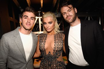 """Escucha """"Call You Mine"""" el nuevo tema electropop de Bebe Rexha y The Chainsmokers. Cusica Plus."""