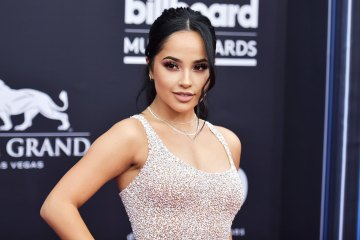 "Becky G y Zayn realizan versión spanglish de ""A Whole New World"" para Aladdin. Cusica Plus."