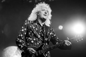 Brian May de Queen, quiere realizar otro Live Aid, para combatir el cambio climático. Cusica Plus.