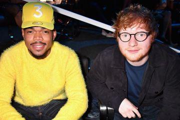 """Ed Sheeran estrena nuevo tema junto a Chance The Rapper titulado """"Cross Me"""". Cusica Plus."""