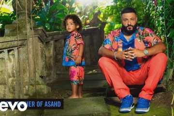 "Dj Khaled estrena su nuevo disco 'Father Of Asahd"". Cusica Plus."