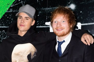 Justin Bieber presume una posible colaboración con Ed Sheeran este mes. Cusica Plus.