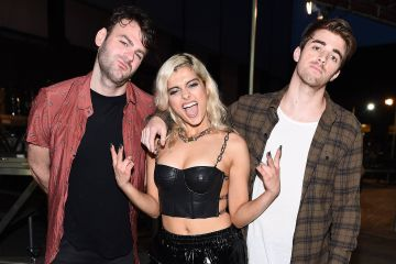 The Chainsmokers confirma próximo tema junto a Bebe Rexha. Cusica Plus.
