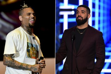 "Drake y Chris Brown se unen en el nuevo tema ""No Guidance"". Cusica Plus."