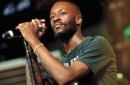 GoldLink pasa del hip hop al afrobeat en su nuevo disco 'Diaspora'. Cusica Plus.