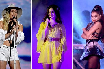 Colaboración entre Miley Cyrus, Ariana Grande y Lana Del Rey podría llegar pronto. Cusica Plus.