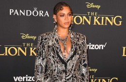 Beyoncé estrena su disco 'The Lion King: The Gift' basado en la película de El Rey León. Cusica Plus.
