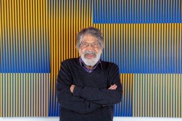 Fallece el maestro Carlos Cruz Diez. Cusica Plus.