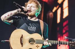 """Escucha """"Blow"""", el tema más rockero de Ed Sheeran junto a Bruno Mars y Chris Stapleton. Cusica Plus."""