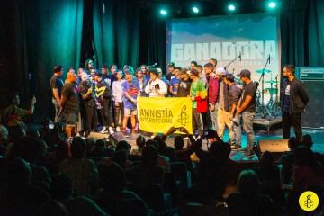 Afreeka fue la ganadora de la segunda edición del Festival de Música Urbana 2019. Cusica Plus.