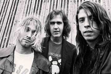 Nirvana publicará su disco en vivo 'Live And Loud' en vinilo y plataformas de streaming. Cusica Plus.
