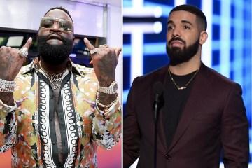 Drake colabora con Rick Ross en el nuevo tema 'Gold Roses'. Cusica Plus.