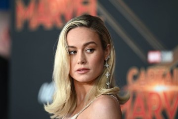 Brie Larson (Capitana Marvel), hizo cover de 'God Is A Woman' de Ariana Grande. Cusica Plus.