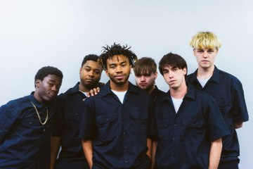 Escucha 'If You Pray Right' el nuevo tema de Brockhampton. Cusica Plus.
