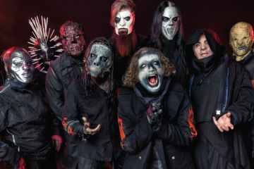 El metal de Slipknot, se hace presente en el nuevo disco 'We Are Not Your Kind'. Cusica Plus.
