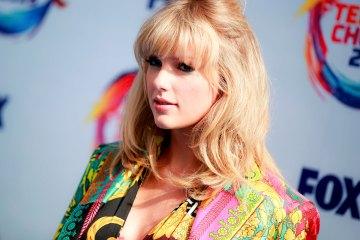 Taylor Swift se reencuentra con su nuevo disco 'Lover'. Cusica Plus.