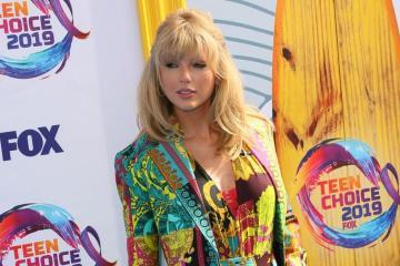 Taylor Swift publicará nuevo tema de su disco este viernes. Cusica Plus.