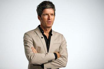 Noel Gallagher anunció que iba a lanzar un nuevo EP - Cúsica Plus