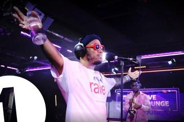 Anderson .Paak realizó cover de 'Old Town Road' de Lil Nas X. Cusica Plus.