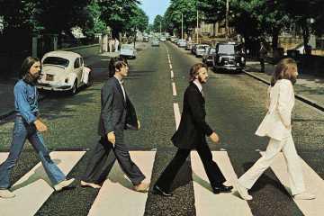 Publican nueva versión de 'Oh! Darling' de The Beatles. Cusica Plus.