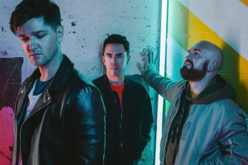 The Script estrena su nuevo tema 'The Last Time'. Cusica Plus.