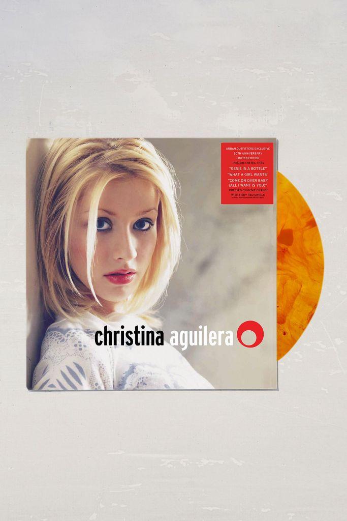 Los veinte años de 'Christina Aguilera' - Cúsica Plus