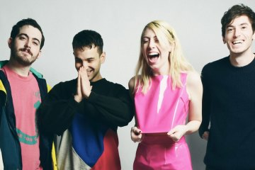 Charly Bliss estrenó un EP sorpresa llamado 'Supermoon'. Cusica Plus.
