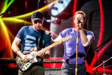 Coldplay anuncia fecha oficial de su próximo disco. Cusica Plus.