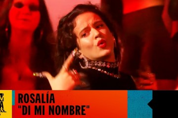 Ve la presentación de Rosalía, Dua Lipa, Green Day y Halsey en los MTV EMA 2019. Cusica Plus.