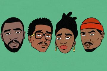 James BKS se une a Idris Elba, Q-Tip y Little Simz en nuevo tema - Cúsica Plus