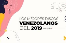 Discos venezolanos del 2019. Cusica Plus.