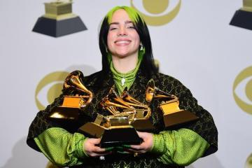 Estos fueron los ganadores en los Premios Grammy 2020. Cusica Plus.