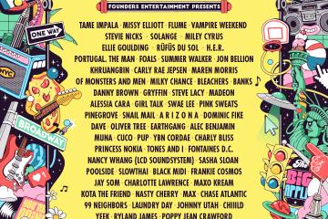 El Governors Ball Music Festival 2020 anunció su 'line-up' - Cúsica Plus