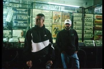Lou Fresco y Willie DeVille retoman #Visionbros con el nuevo tema 'SOBEK'. Cusica Plus.