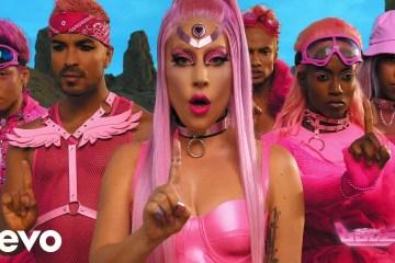 Escucha 'Stupid Love', el nuevo tema y video de Lady Gaga. Cusica Plus.
