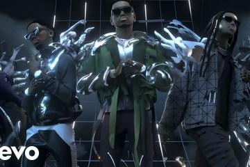 Migos, Young Thug y Travis Scott estrenan el sencillo 'Give No Fxk'. Cusica Plus.