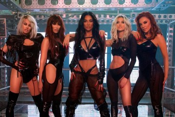 The Pussycat Dolls regresa con 'React' - Cúsica Plus