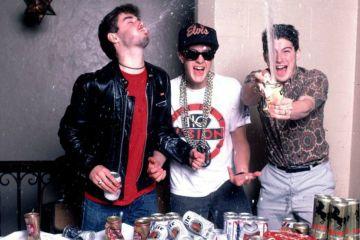 El próximo documental de los Beastie Boys ya cuenta con un primer tráiler. Cusica Plus.