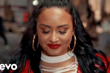 Demi Lovato estrena su nuevo sencillo 'I Love Me'. Cusica Plus.